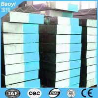 Machined Alloy Steel AISI H21 Steel Material