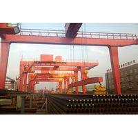 RMG Crane for Steel Track Handling