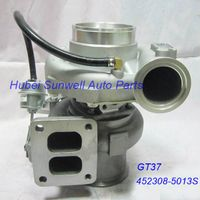 GT37 turbo 452308-5013S GT4082SN turbo charger 452308-0013 for 98-04 Scania truck thumbnail image