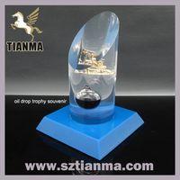 Custom Acrylic Trophy Awards Factory thumbnail image