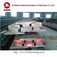 DIN536 A100 Steel Rail