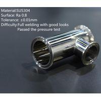 Cnc Machining Custom Precision Aluminum Part Mechanical Products Metal Cnc Machining Service thumbnail image