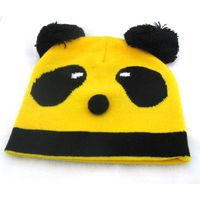 lovely panda children hat