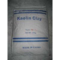 2000 mesh Water-washed Kaolin