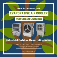 Desert Cooler. Outdoor cooler. Industrial Coolers.