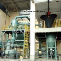 ALPA ACM Milling Air Classifying Mill Production Line thumbnail image