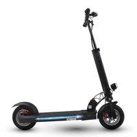 Electric kickboard scooter