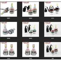 Wholesale LED Car Headlight C6 S1 S2 T1 T8 X3 MINI series etc