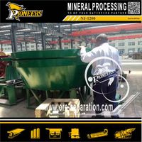 NJ series wet pan mill for gold selection thumbnail image