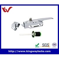Cam-Lift Safety Latch