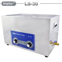 30Liter Limplus Benchtop Ultrasonic Cleaner With Free Basket