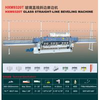 Huatian Glass Grinding Machine/HXM9320T Glass Straight-Line Beveling Machine