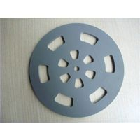 Custom PVC precesion CNC machining part/PVC processing part