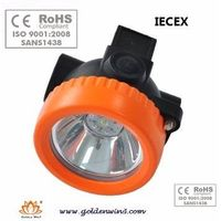 LED camping light,cap lamp, IECEX helmet lamp, explosion proof light,cordless lamp,safety cap lamp