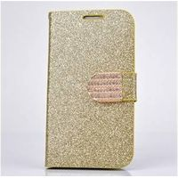 """Bling Glitter Flip Wallet PU Leather Case Cover Stand For 5.5"""" iPhone 6 Plus thumbnail image"""