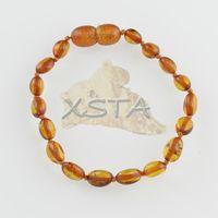 Manufacturing Amber Teething Bracelet for Babies