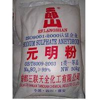 Sodium Sulphate Anhydrous Min 99% (PH 6-8)