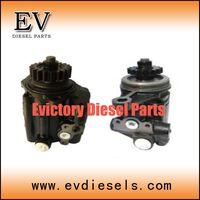 Isuzu auto parts power steering pump 10PE1 10PC1 6WG1 6WF1 6WA1 E120 steering pump thumbnail image
