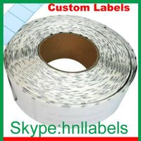 Customize Synthetic Thermal Baggage Tags for Airlines