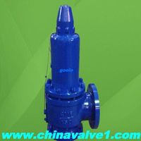 Balanced Bellow Safety valve