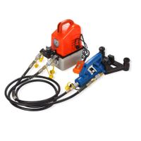 Hydraulic portable split rebar bender /bending machine 32mm