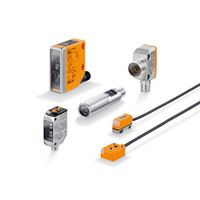 IFM Flow, Level, Vacuum, Pressure, Magnetic, Photoelectric, Fiber Optic, Distance, Laser Sensors thumbnail image