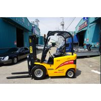 VOLKAN BX15, BX20, BX25, BX30/ Electric Forklift / made in South Korea / PSD heavy Industried Co., L