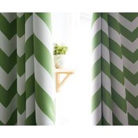 2016 designer geometric vintage/loft style blackout curtains fabric