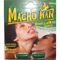 Macho Man Sex Pill Male Enhancement Macho delay sex time pill