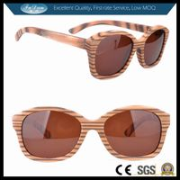 handmade wholesale bamboo sunglasses
