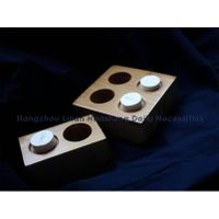 Bamboo Trays for Compressed Towel