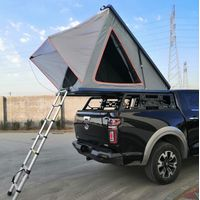 Aluminum Shell Roof Top Tent(2 people) thumbnail image