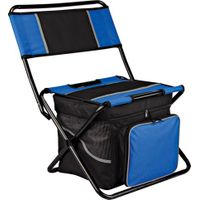 Cooler bag with chair thumbnail image