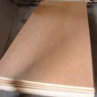 Okoume face and back commercial plywood with best price