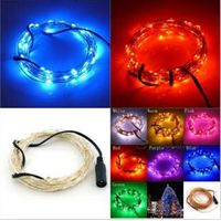 5M 50 LED Decorative String Fairy Light for Christmas Wedding Party thumbnail image