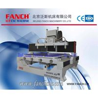 Wood Four Axis 3D Engraving Machine[FC-1613SY-4D] thumbnail image