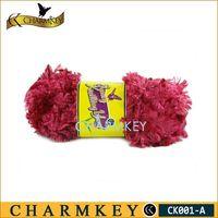 fancy yarn, knitting yarn, yarnhand knitting yarn(CK001-A)
