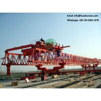 Factory directly sale 200T viaduct construction beam launcher equipment price