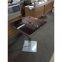 Ultrathin and waterproof different size touch screen conference game table for kids interactive mult
