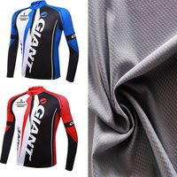 Performance Fabric For cycling Shirt bike jersery