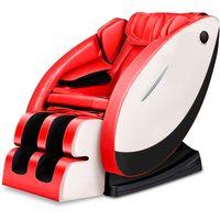 Korea India Japan latest fix cheap electric full body massage chair 4d zero gravity 3d foot shiatsu thumbnail image