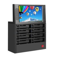 Restaurant Rent Power Bank Mobile Phone Devices Charging Station