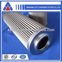 High quailty hydraulic oil filter element applied engineering,machinery