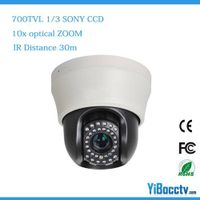 Mini Speed Dome camera/ CCTV dome camera the best supplier - yibocctv.com thumbnail image