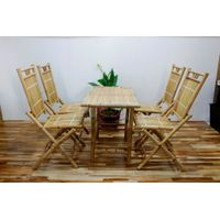 New style set of 5 bamboo furniture -BH3348A-5NA
