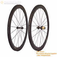 CBK PW50C 50mm Clincher Carbon Wheelset