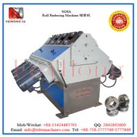 reducing machine for tubular heaters