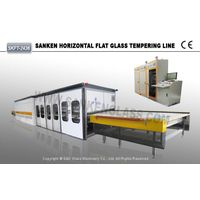 Glass Machine Flat Glass Tempering Machine China Factory