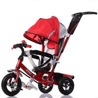 Best selling baby tricycle 3 in 1 kids tricycle children trike thumbnail image