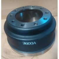 Hot selling brake drum 3600A